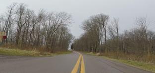 Garrett County Gran Fondo - AS2 to Finish - Section 3 for 63 mile ride
