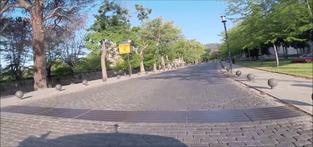 San Lorenzo de El Escorial to Sta M Alameda