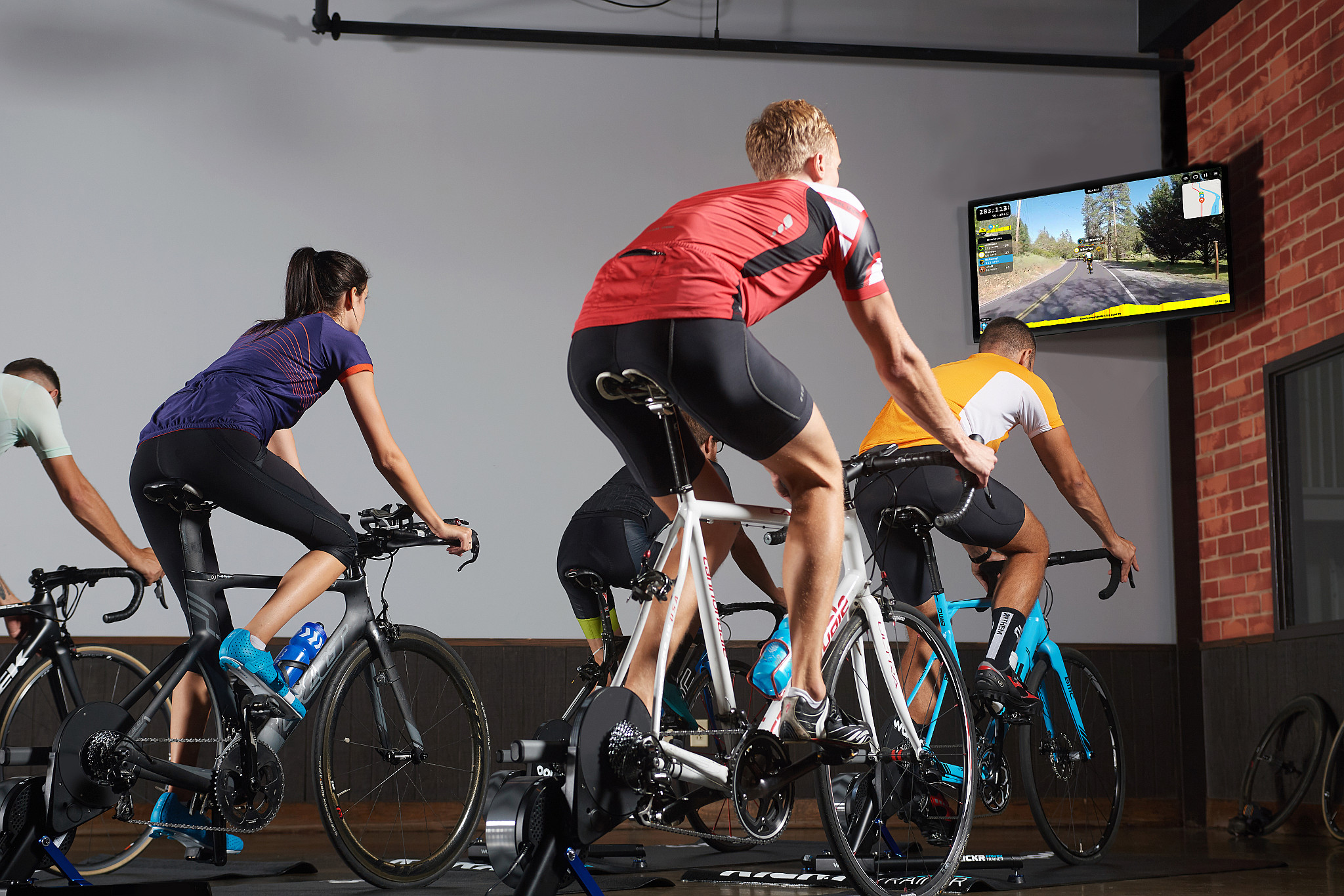 Beginning adult cycle class san diego