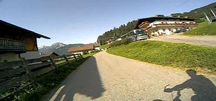 Dolomity Talschlusshütte