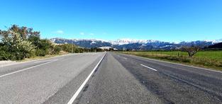 NZ Kaikoura to Mt Lyford 3